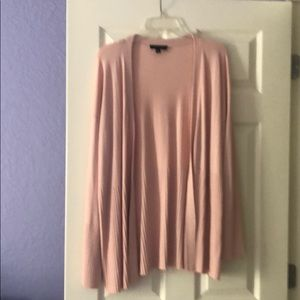 Rose long cardigan